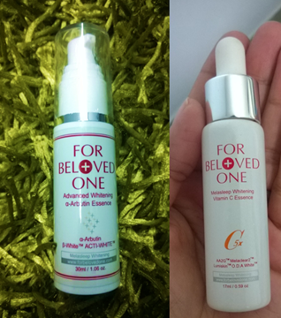 For Beloved One Advanced whitening arbutin essence