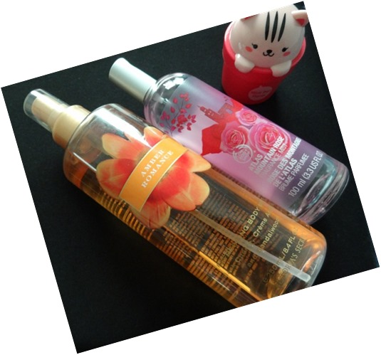 Victoria Secret Body Mists