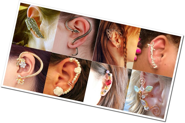 Ear Cuff Collage 2