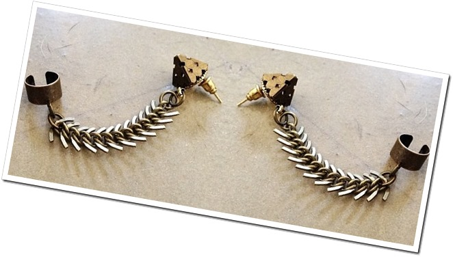 Ear Cuff pair