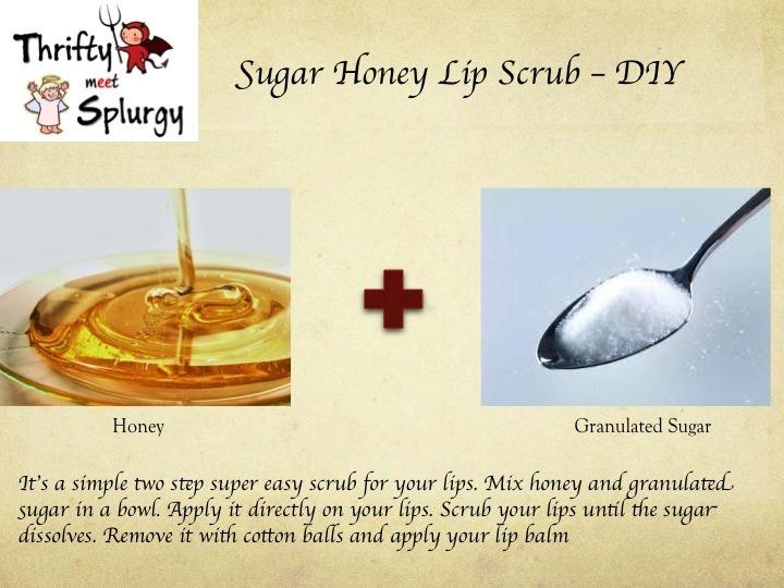 DIY - Lip Exfoliation - Tip 2