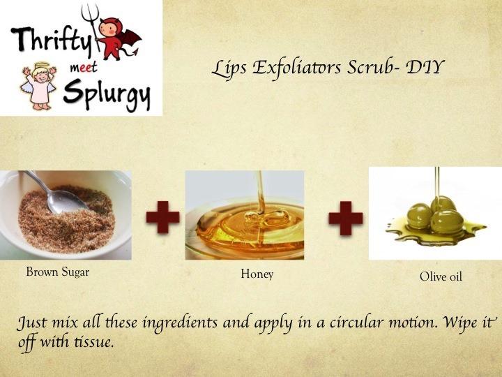 DIY - Lip Exfoliation - Tip 3