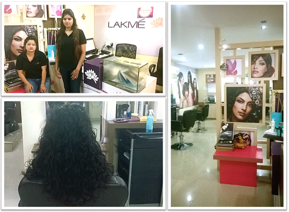Lakm in the salon lakme lakme salon moroccan hair for Adamo salon malviya nagar