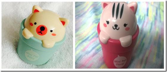 The Face Shop's mini pet perfume hand cream