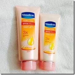 Vaseline Water Based Serum 2