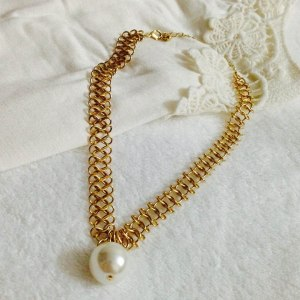 Pearl necklace 1