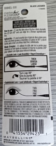 Maybelline Master Duo Eyeliner